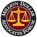 The Million Dollar Advocates Forum Logo